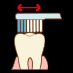 奥歯の磨き方3